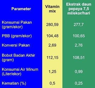 obat dan vitamin untuk anak puyuh