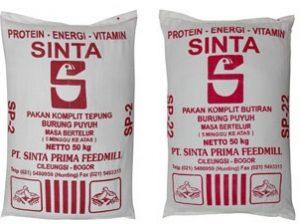 quail food for layer quails by PT. SInta
