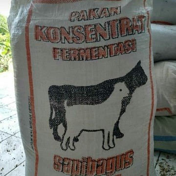 bahan baku konsentrat sapi sapi bagus